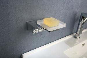 AKCESORIA ŁAZIENKOWE Akcesoria łazienkowe seria PANAMA