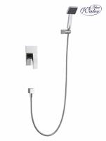 Zestaw prysznicowy podtynkowy <br/>  LIW-ZKP.300C